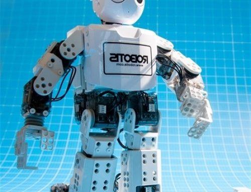 DARWIN-MINI Nieuw van Robotis!