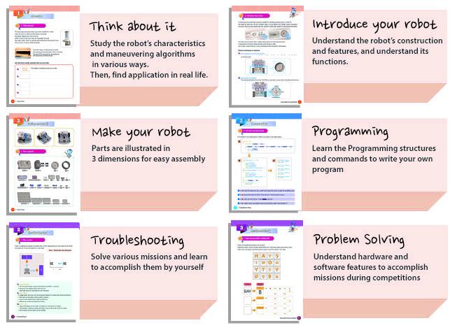 robot onderwijs