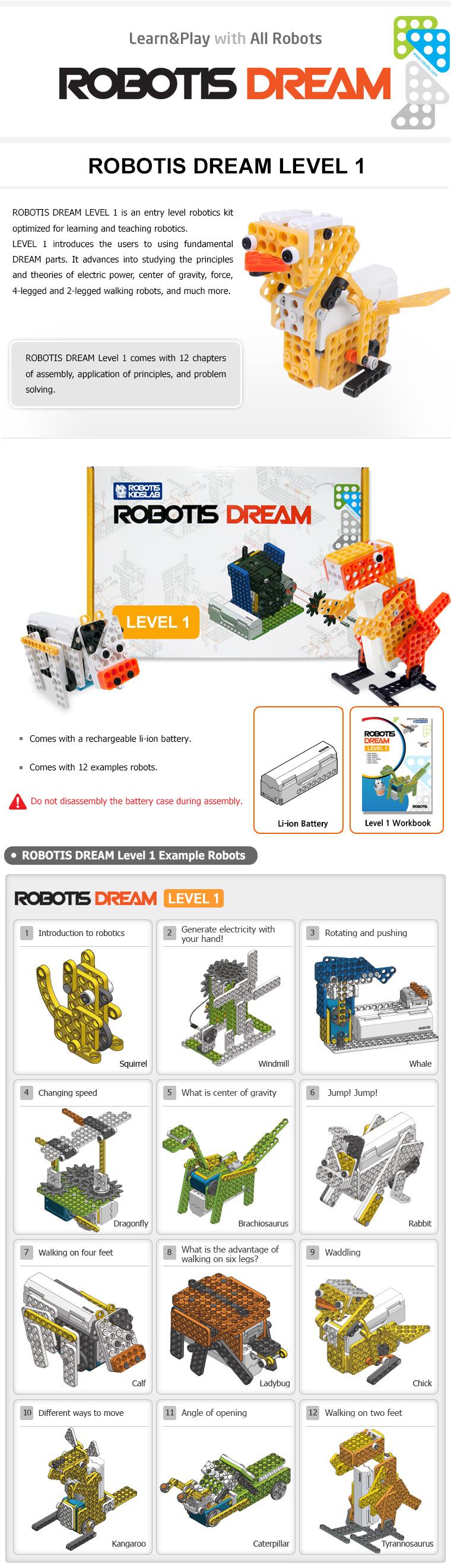 robotis dream 1