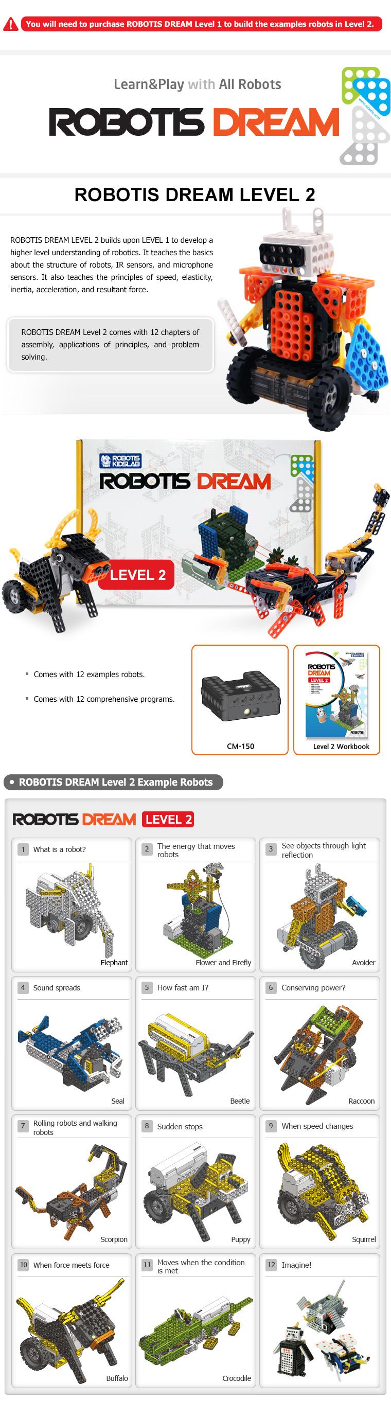 robotis dream 2